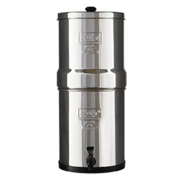 Big Berkey Water Filter - 2.25 Gal